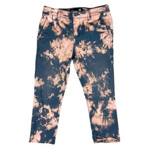 RSQ Chino Seattle Skinny Tapered Tie-Dye Pants